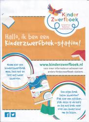 Poster Kinderzwerfboeken