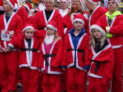 Santa Run 17